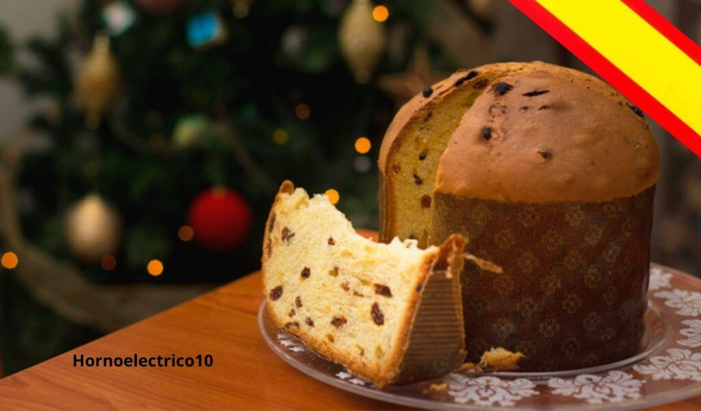 ¿Cómo hacer pan dulce en horno eléctrico en estas navidades?