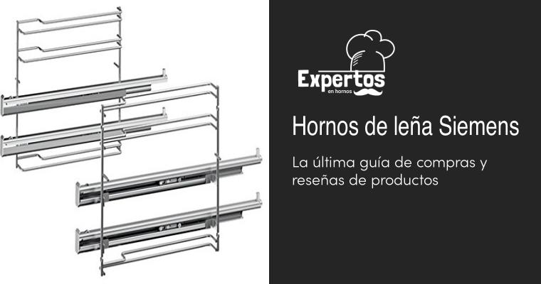Los mejores Hornos de leña Siemens